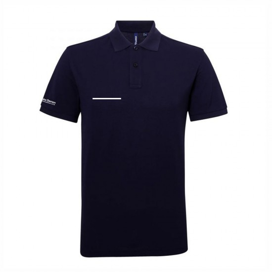 Mens Athletic Performance Polo Shirt with FITASC line and optional name, nickname & association number